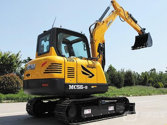 山推MC56-9履带挖掘机