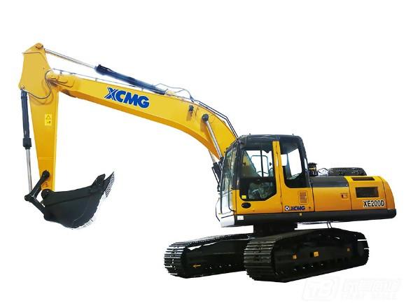 徐工XE200DA履带挖掘机