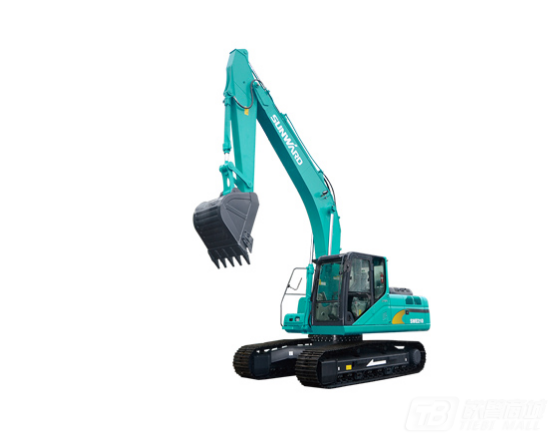 山河智能SWE210F履带挖掘机