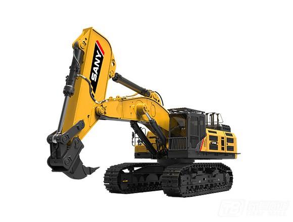 三一SY750S挖掘机(松土器)