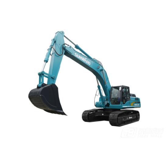 山河智能SWE335F履带挖掘机(窄底盘)