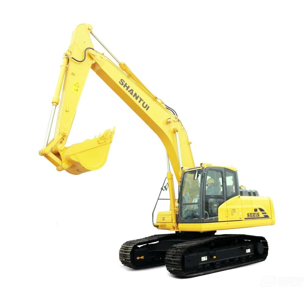 山推SE215-9履带挖掘机