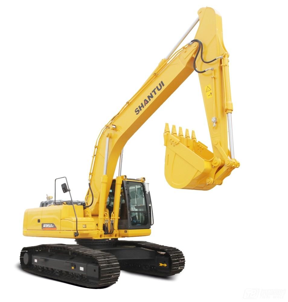 山推SE245LC-9履带挖掘机