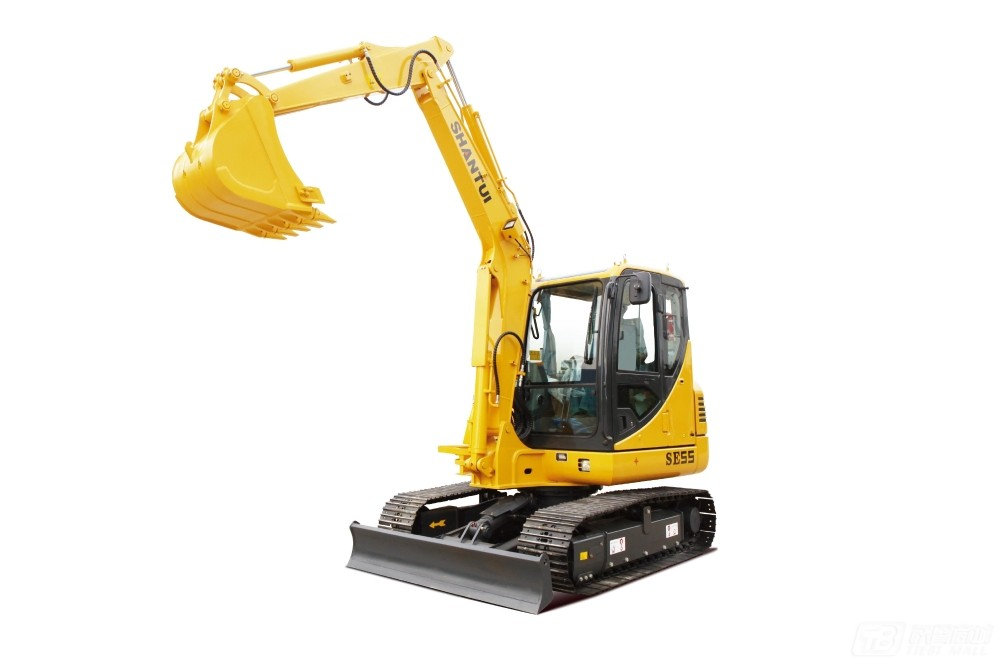 山推SE50-9履带挖掘机