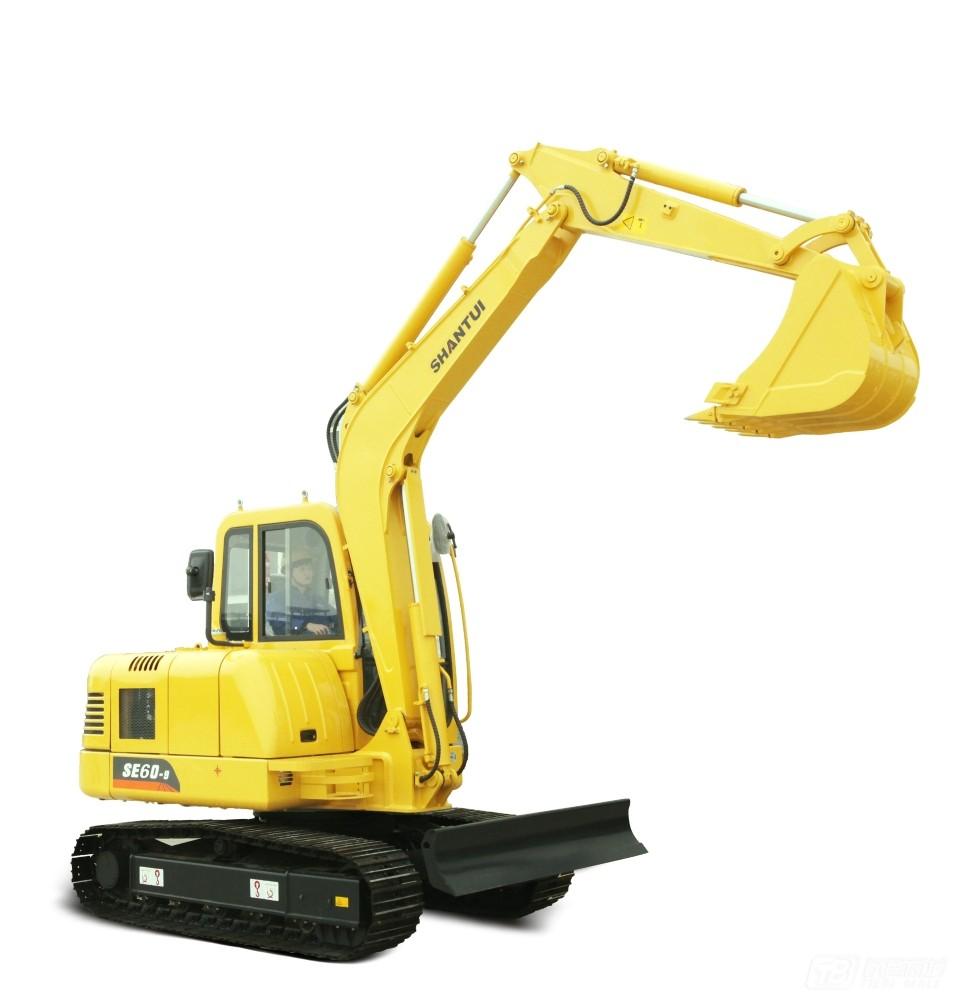 山推SE60-9履带挖掘机
