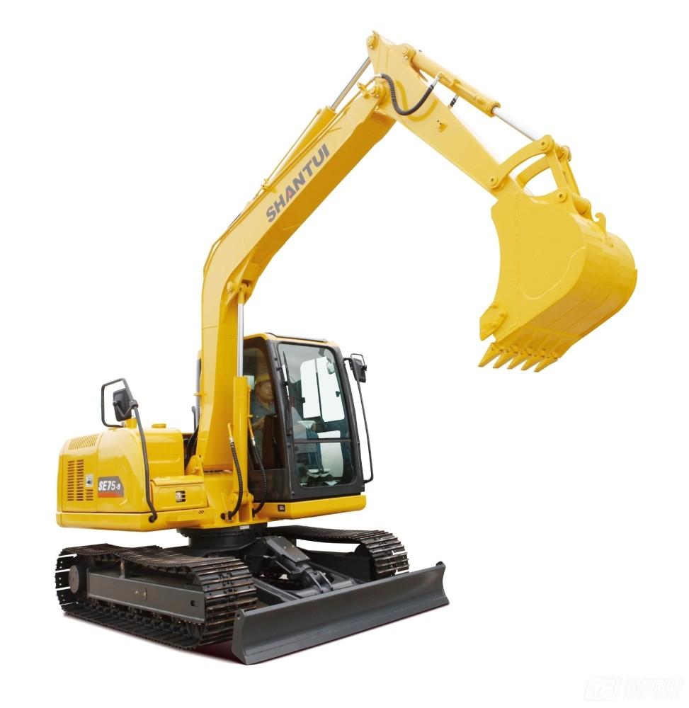 山推SE75-9履带挖掘机