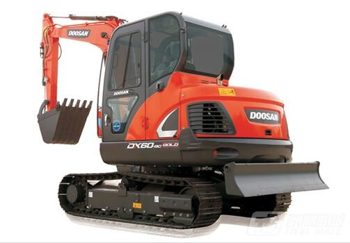 斗山DX60-9CG履带挖掘机