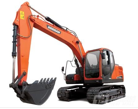 斗山DX150-9C履带挖掘机