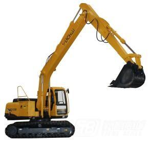 玉柴YC135D电动履带挖掘机