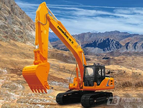 龙工LG6240E履带挖掘机