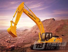 龙工LG6365E履带挖掘机