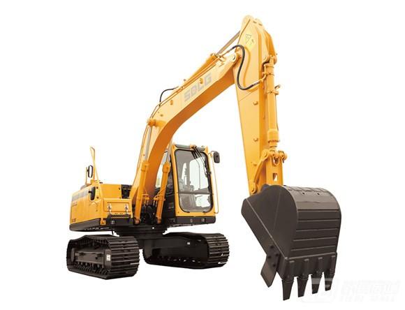 山东临工E6125F履带挖掘机