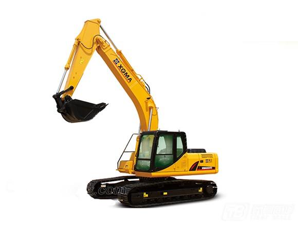厦工XG822FJ履带挖掘机