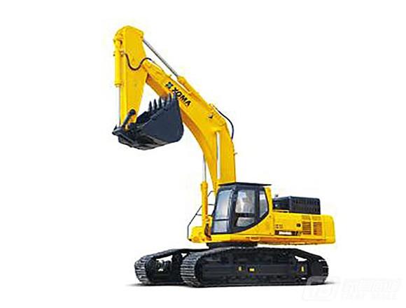 厦工XG848EL履带挖掘机