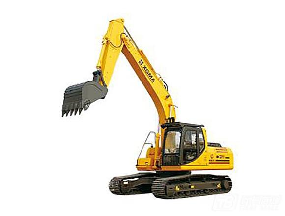 厦工XG822i智能履带挖掘机