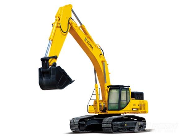 厦工XG845EL履带挖掘机