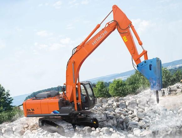 日立ZX250K-5A履带挖掘机