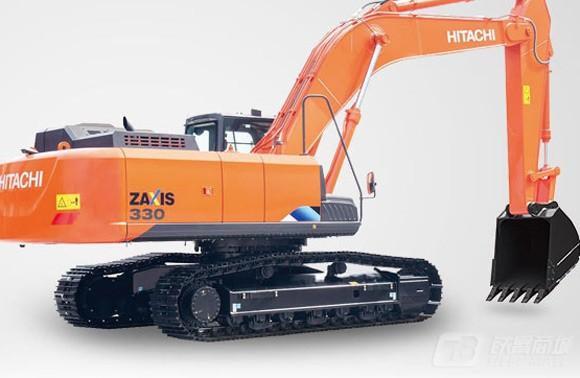 日立ZX330-5A挖掘机