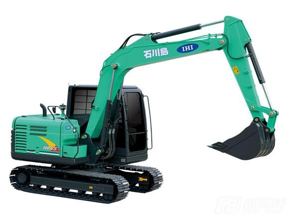 石川岛100NS(双缸)履带挖掘机