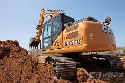 凯斯CX130C履带挖掘机