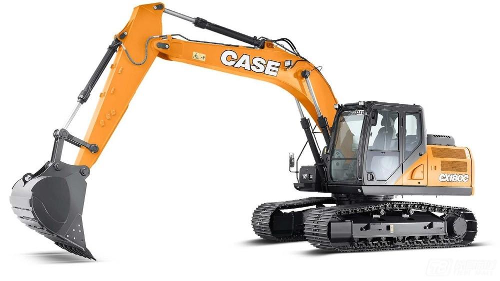 凯斯CX180C履带挖掘机
