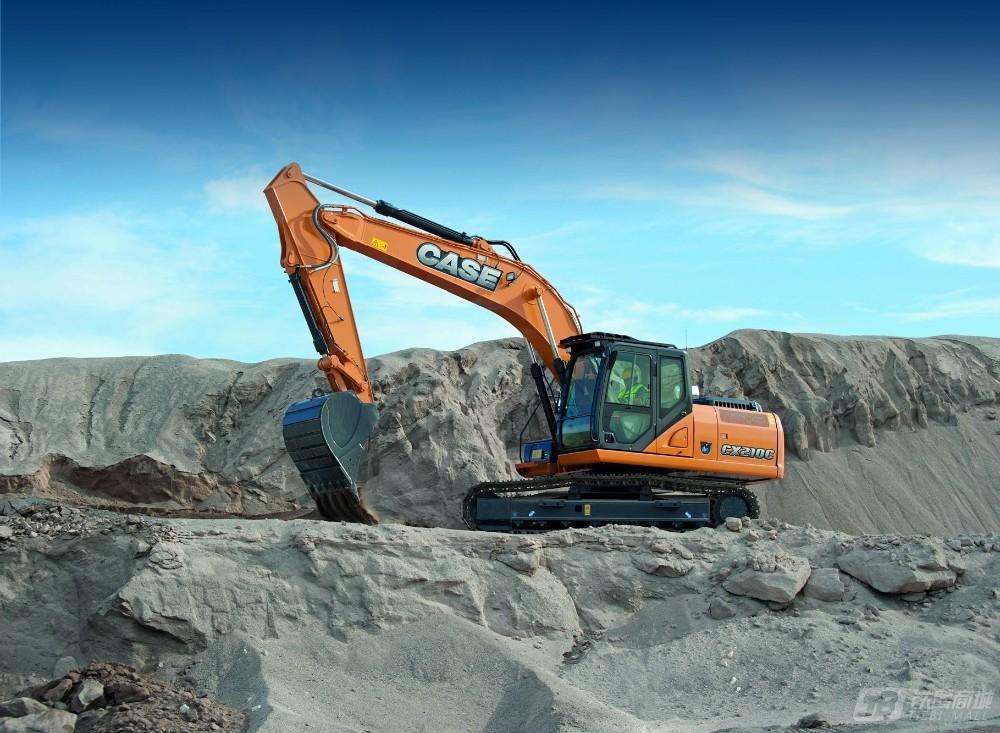 凯斯CX210C履带挖掘机