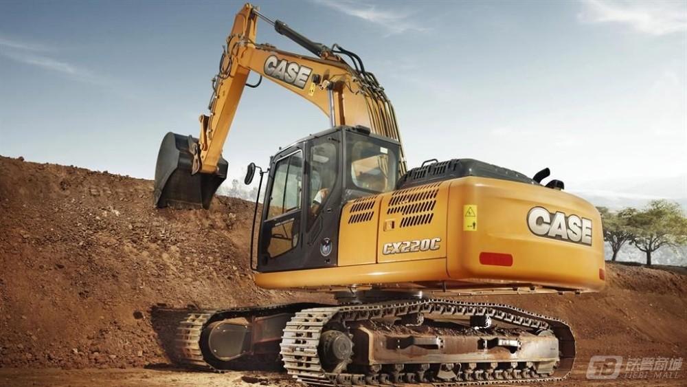 凯斯CX220C履带挖掘机