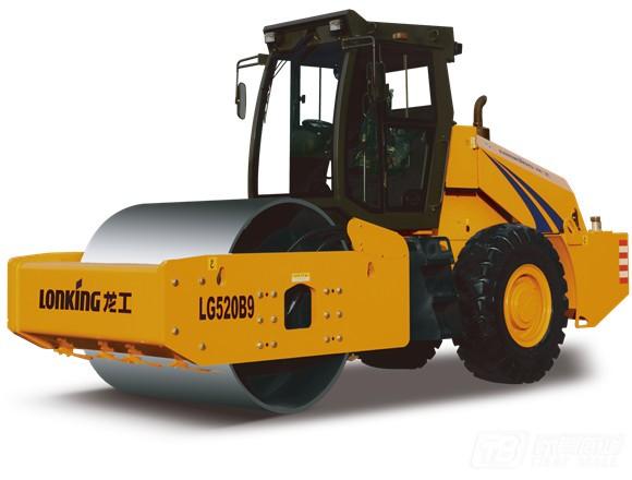 龙工LG520B9单钢轮压路机