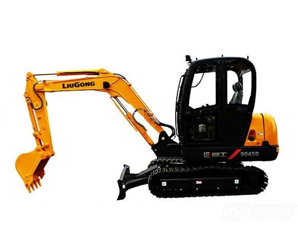 柳工CLG9045E(国三)挖掘机