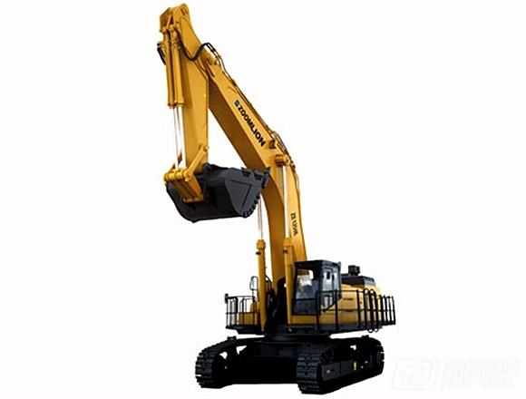 中联重科ZE1250ESP履带挖掘机