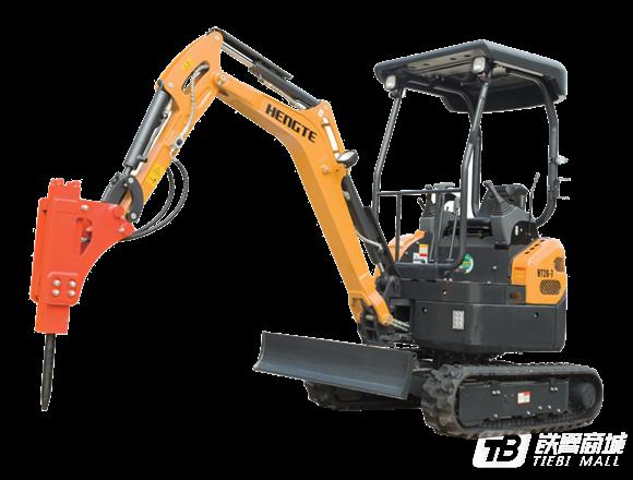 恒特HT20-7履带挖掘机(带破碎)