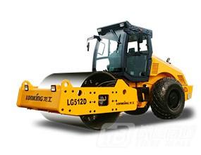 龙工LG512D单钢轮压路机