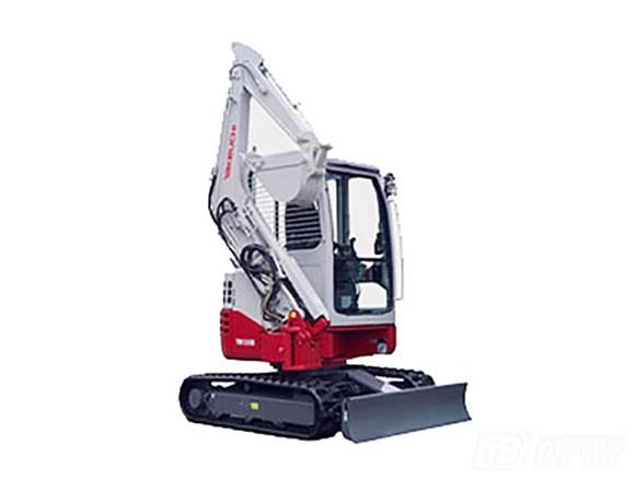 竹内TB128FR履带挖掘机