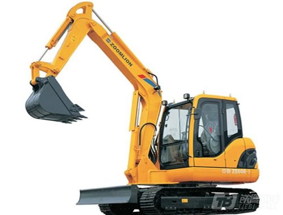 中联重科ZE60E履带挖掘机