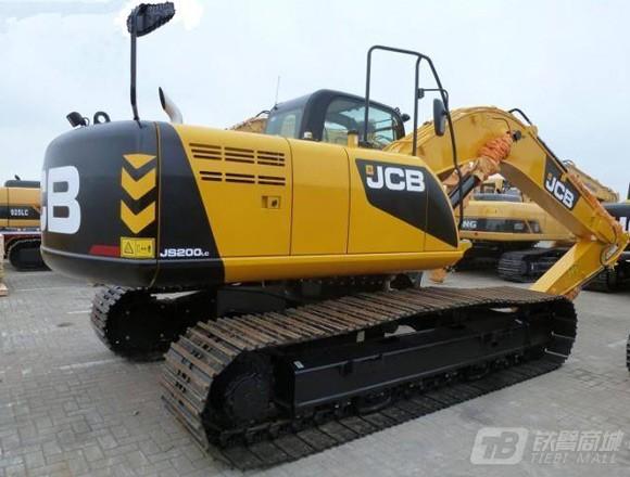 JCBJS200SC挖掘机