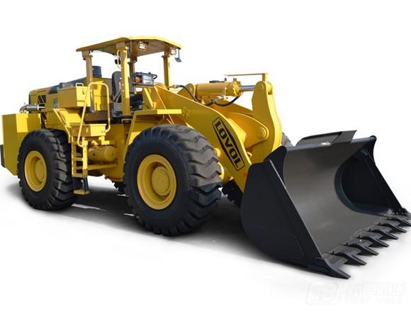 雷沃重工ZL50E轮式装载机