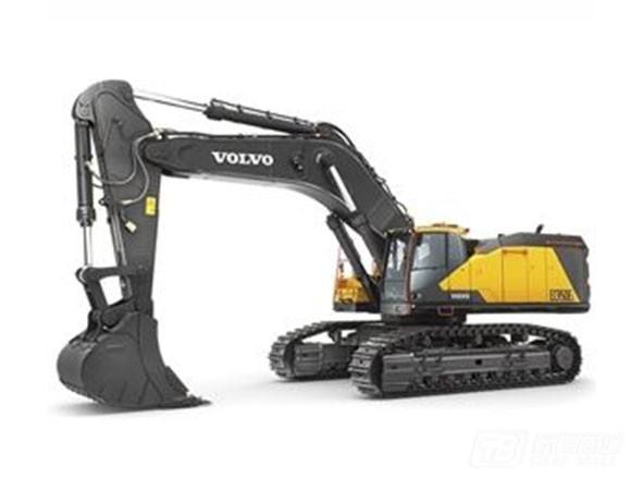 沃尔沃EC950EL履带挖掘机