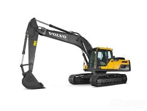 沃尔沃EC200D履带挖掘机