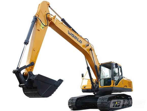 沃得重工W2215-8挖掘机