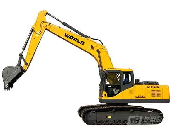 沃得重工W2225LC-8挖掘机