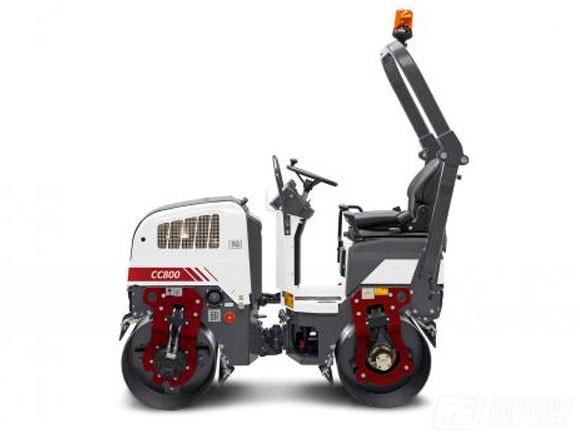 戴纳派克CC800双钢轮压路机