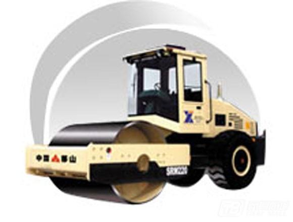 移山SRM222单钢轮压路机