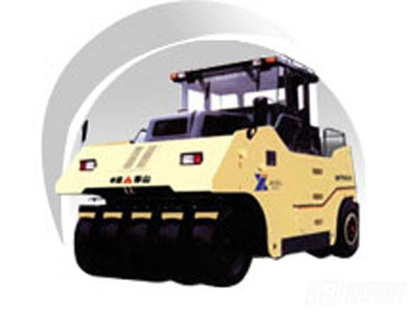 移山MTR262轮胎压路机