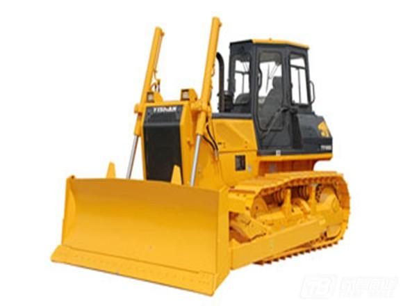 移山T160标准型机械传动履带式推土机