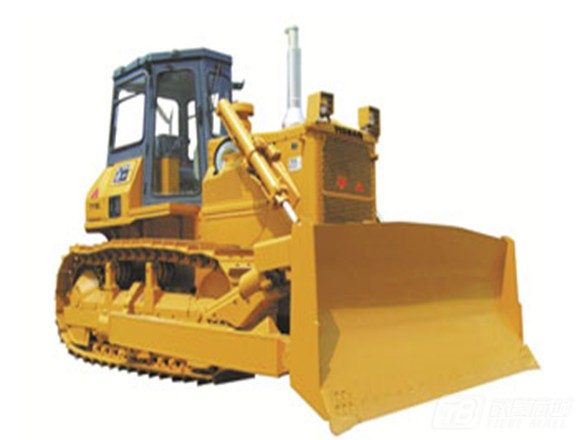 移山TY180液力机械传动履带式推土机
