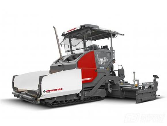 戴纳派克SD2500C履带式摊铺机