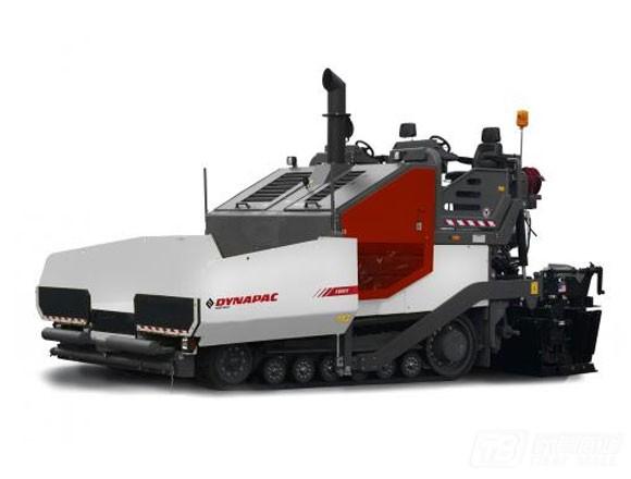 戴纳派克F800T轮式摊铺机