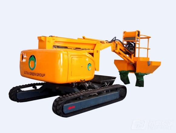 运想GTZZ9.5履带曲臂式果园采摘机(11米)