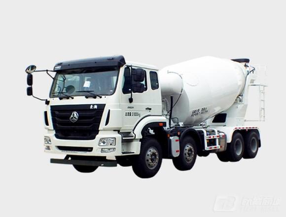 森源SMQ5256GJBZ混凝土搅拌运输车