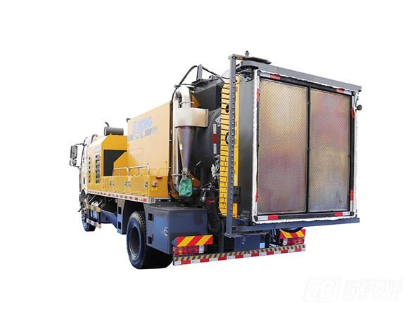 徐工XLY103TB沥青路面养护车